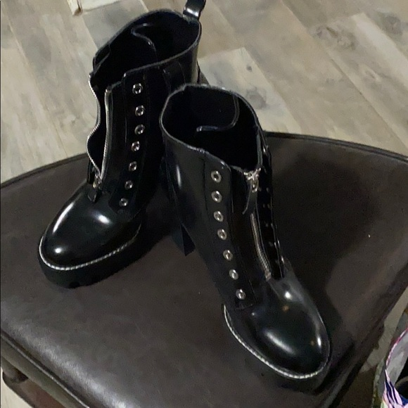 boots from Zara